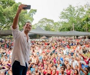 'Magdalena Gana' ya logró que más de 400 mil ciudadanos respalden candidatura del 'Mello'.