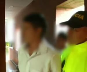 A la cárcel presuntos homicidas de niña indígena en Risaralda