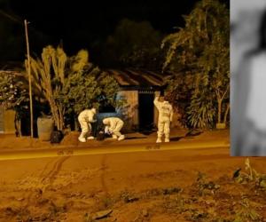 El cuerpo de la pequeña fue hallado en una caneca de basura.