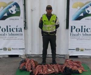 Incautación de la carne