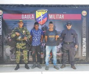 Capturados por feminicidio en Guachaca
