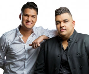 Elder Dayán Díaz y Rolando Ochoa