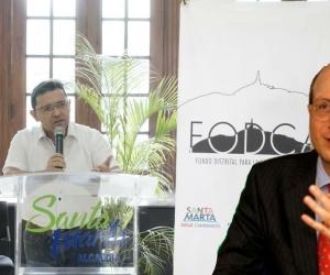 Rafael Martínez evidenció presuntas irregularidades durante la administración de Andrés Rugeles.