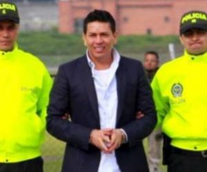 "Alias ""Fritanga"", condenado por narcotráfico."