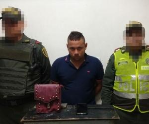 Miguel Ángel Hernández Castro, alias 'El Bola', capturado.