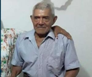 Julio Quiroz, de 89 años.