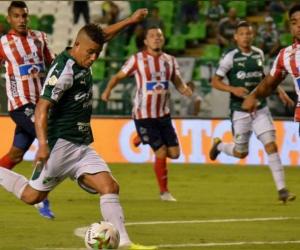 El duelo se jugará el próximo jueves en el Metropolitano.