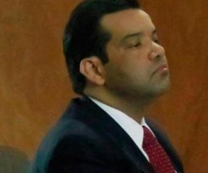El exgobernador del Magdalena, José María Ballesteros.