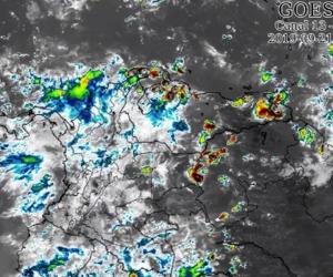 En las próximas 48 horas, en las Antillas Menores, se estaría formando el fenómeno natural.
