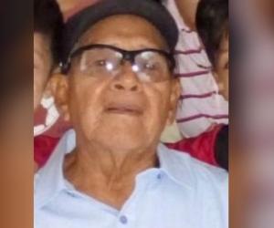 Paulino Toro Niebles se encuentra desaparecido