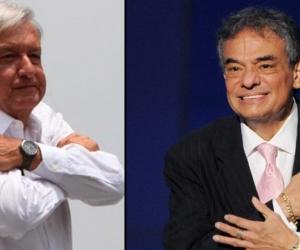 Presidente de México y cantante José José