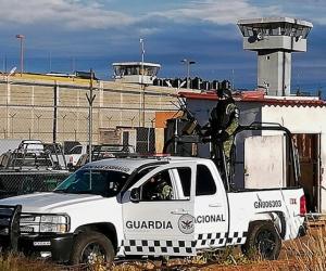 Cárcel de México