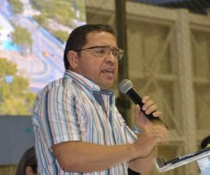 Rafael Martínez, secretario de Infraestructura y gerente de proyectos del Magdalena.