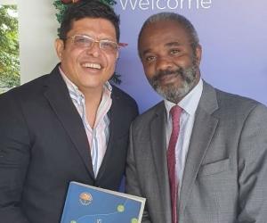 Rector de Unimagdalena, Pablo Vera Salazar