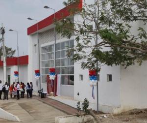 Hospital de Santa Lucía.
