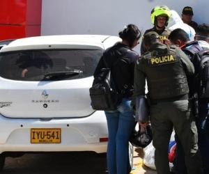 Homicidio en Villa Campestre.