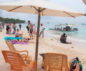 Playa Blanca, Cartagena