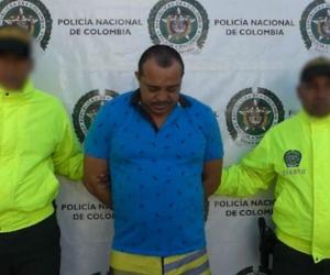 Carlos Rafael Anaya, alias 'Blanco'.
