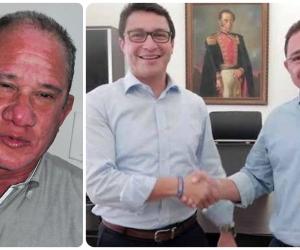 El fiscal Álvaro Russo ha sido abogado de Carlos Caicedo y sus hijas ha trabajado con ambos exalcaldes.