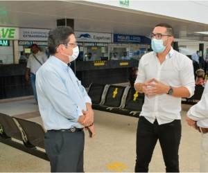 Designan nuevo gerente de Terminal de Transporte de Santa Marta para proyectar una entidad más moderna y con mejores servicios.