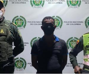 Luis Eduardo Contreras Sierra.