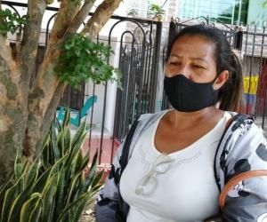 Yoli Polo, familiar de la joven que perdió a su bebé, narró los hechos.