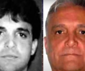 Jaime Saade en 1994 y una foto actual en el 2020.
