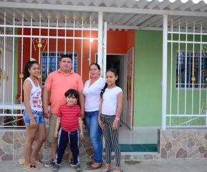 Se busca llegar a más hogares samarios con la finalidad de mejorar las condiciones físicas de sus inmuebles.