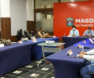 Protección de marchantes del 'Paro Nacional' será garantizada en Magdalena por la Gobernación.