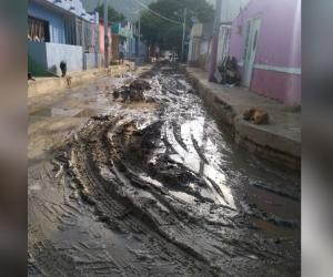 Calles del barrio Nacho Vives.
