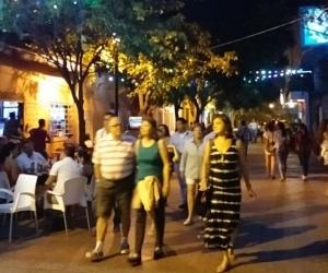 Centro Histórico de Santa Marta.