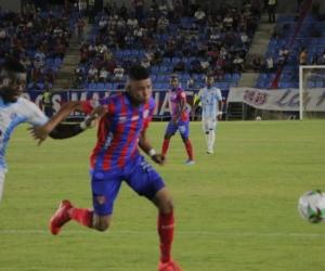 El Unión se enfrentó al equipo 'isleño' en la séptima fecha del actual torneo.