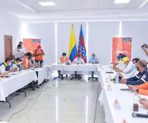 Gobernación, Alcaldías y Nación articulan esfuerzos.