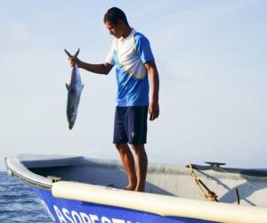 Con el ánimo de resaltar la pesca local como soporte de las tradiciones que preservan la gastronomía típica, apostándole a las técnicas responsables de pesca y a su sostenibilidad.