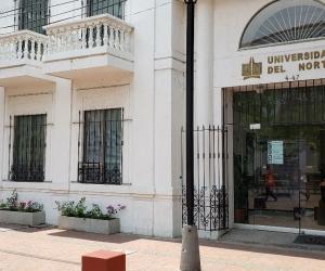 Sede de la UniNorte en Santa Marta.