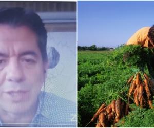 Exdirector de la Unidad Nacional de Restitución de Tierras, Ricardo Sabogal Urrego.