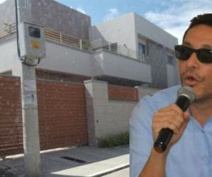 Uno de los bienes que le incautaron a Carlos Caicedo es una mansión construida en el barrio Mamatoco.
