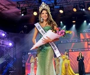 Laura Olascuaga, representante de Colombia a Miss Universo.