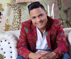 Dago Orozco, cantante.