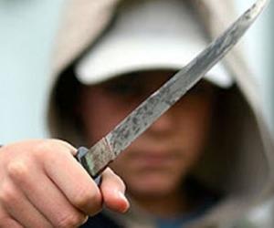 Los dos jóvenes fueron atracados a cuchillo en el Rodadero.