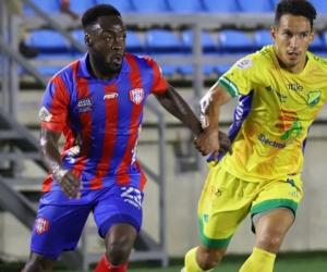 El Unión Magdalena perdió 2 por 3 ante el Atlético Huila.