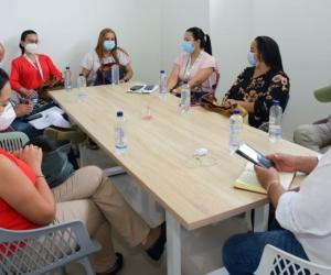 Air-e presentó proyecto de mejora de redes eléctricas en Ciénaga.