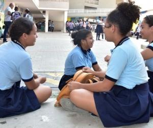 Imagen de contexto - colegios de Santa Marta.