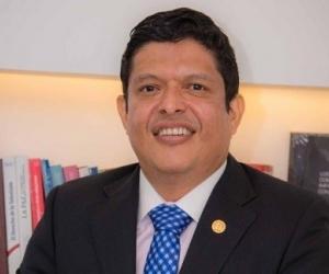 Pablo Vera, rector de la Unimag