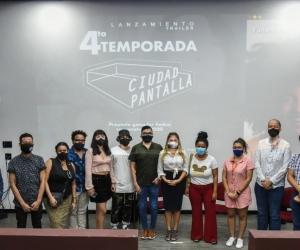 Participantes de este proyecto audiovisual