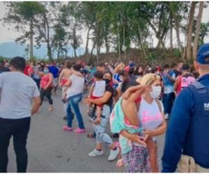 El 55% de los venezolanos que se encuentran en el territorio nacional estarían en condición irregular