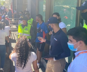 Operativos en la Quinta Avenida.