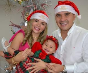 Karina, Jaime y Samantha