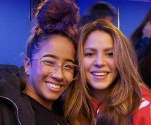 Liz Dany y Shakira