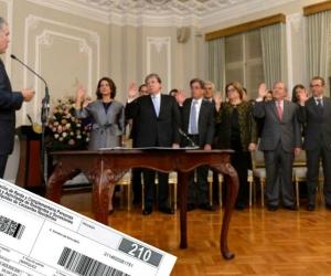 Pese a que la Ley sancionada por Duque obliga a publicar la declaración de renta, no todos lo han hecho.